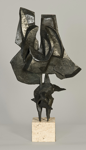 Orientale, 1959, bronze 23 x 14 x 9.5 inches